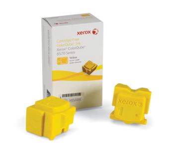Originálny tuhý atrament XEROX 108R00938 (Žltý)
