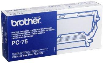 Originálna fólie do faxu Brother PC75
