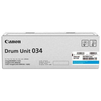 Originálny fotoválec CANON 034C (9457B001) (Azúrový Drum)
