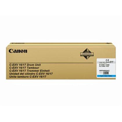 Originálny fotoválec CANON C-EXV-16/17 (0257B002) (Azúrový fotoválec)