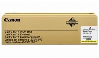 Originálny fotoválec CANON C-EXV-16/17 (0255B002) (Žltý Drum)