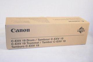 Originálný fotoválec CANON C-EXV-19 (Drum)