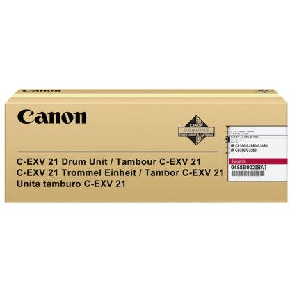 Originálny fotoválec CANON C-EXV-21M (0458B002) (Purpurový fotoválec)