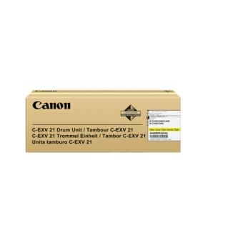 Originálny fotoválec CANON C-EXV-21Y (0459B002) (Žltý Drum)
