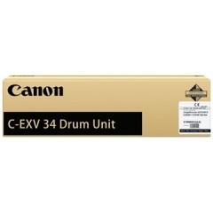 Originálny fotoválec CANON C-EXV 34Bk-V (3786B003) (Čierny fotoválec)