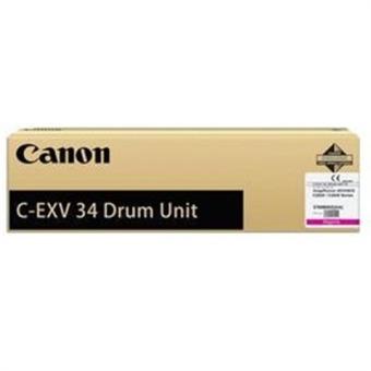 Originálny fotoválec CANON C-EXV-34M-V (3788B003) (Purpurový Drum)