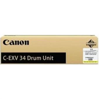 Originálny fotoválec CANON C-EXV-34Y-V (3789B003) (Žltý Drum)