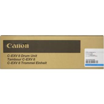 Originálny fotoválec CANON C-EXV-8 C (7624A002) (Azúrový Drum)