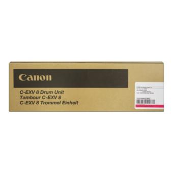 Originálny fotoválec CANON C-EXV-8 M (7623A002) (Purpurový Drum)