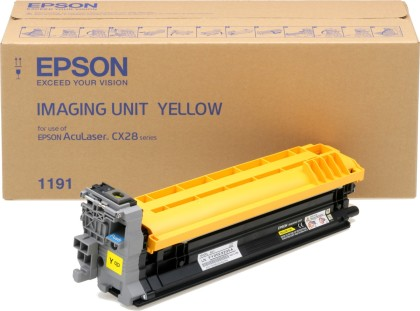 Originálny fotoválec EPSON C13S051191 (Žltý fotoválec)