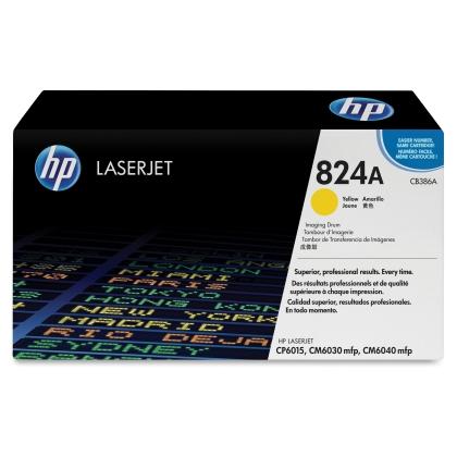 Originálny fotoválec HP 824A, HP CB386A (Žltý fotoválec)
