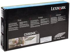 Originálny fotoválec Lexmark C53034X (Farebný fotoválec)