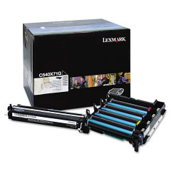 Originálny fotoválec Lexmark C540X71G (Čierny fotoválec)