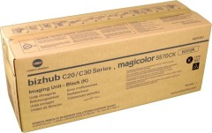 Toner do tiskárny Originálny fotoválec MINOLTA IU-312K (A03100J) (Čierny fotoválec)