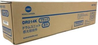 Originálny fotoválec MINOLTA DR-214K (A85Y0RD) (Čierny fotoválec)