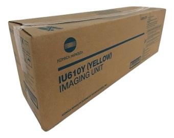 Originálny fotoválec Minolta IU-610Y (A06007F) (Žltý Drum)