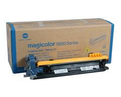 Toner do tiskárny Originálny fotoválec MINOLTA A03105H (Žltý fotoválec)