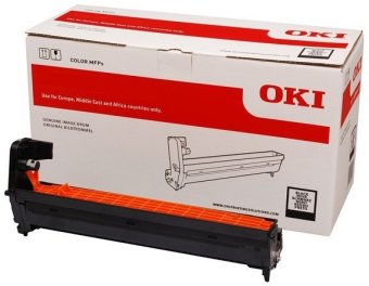 Originálny fotoválec OKI 46484108 (Čierny fotoválec)