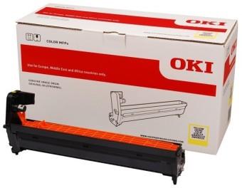 Originálny fotoválec OKI 46484105 (Žltý fotoválec)