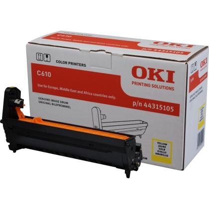 Originálny fotoválec OKI 44315105 (Žltý fotoválec)