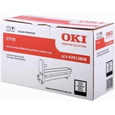 Originálny fotoválec OKI 43913808 (Čierny fotoválec)