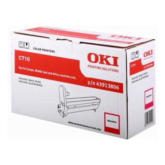 Originálny fotoválec OKI 43913806 (Purpurový fotoválec)