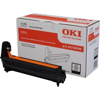 Originálny fotoválec OKI 44318508 (Čierny fotoválec)