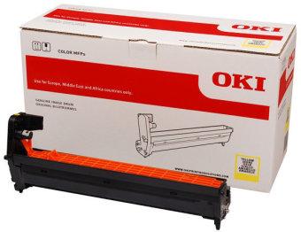 Originálny fotoválec OKI 46438001 (Žltý fotoválec)