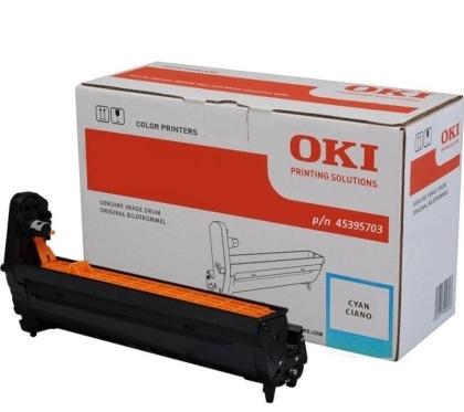 Originálny fotoválec OKI 45395703 (Azúrový fotoválec)
