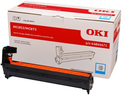 Originálny fotoválec OKI 44844471 (Azúrový fotoválec)