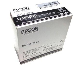 Originálna cartridge EPSON GJIC5(K) (S020563) (Čierna)