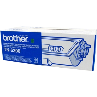 Originálný toner Brother TN-6300 Čierny
