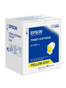 Originálny toner EPSON C13S050747 (Žltý)