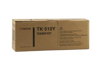 Originálný toner KYOCERA TK-510 Y (Žltý)