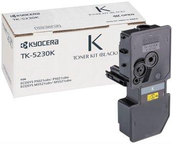 Originálny toner Kyocera TK-5230K (Čierny)