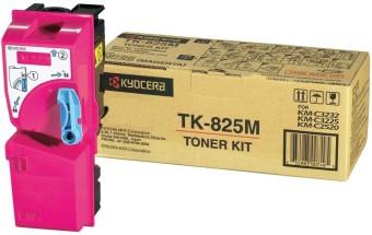 Originálny toner Kyocera TK-825M (Purpurový)