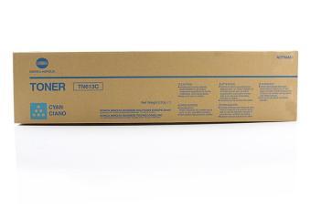 Originálny toner Minolta TN-613C (A0TM450) (Azúrový)