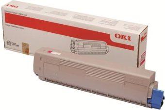 Originálny toner OKI 45862838 (Purpurový)