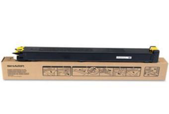 Originálny toner Sharp MX-23GTYA (Žltý)