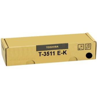 Originálny toner Toshiba T3511E BK(Čierny)