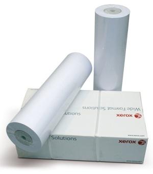 Papierová rola Xerox 914 mm x 50 m, 75g/m2, plotterový papier, biely