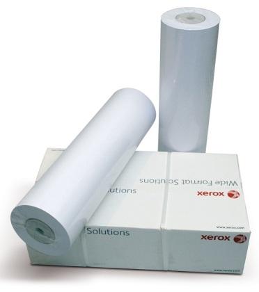 Papírová role Xerox 914 mm x 50 m, 75g, plotterový papír, bílý