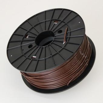 Tlačová struna PLA+ pre 3D tlačiarne, 1,75mm, 1kg, hnedá