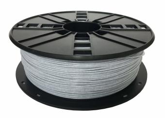 Tlačová struna PLA pre 3D tlačiarne, 1,75mm, 1kg, mramorová