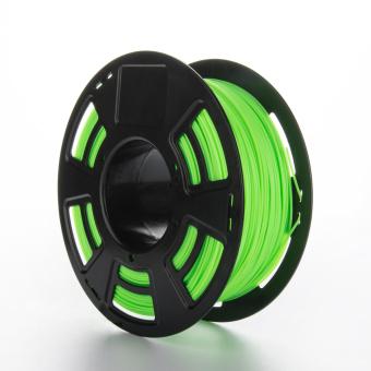 Tlačová struna ABS pre 3D tlačiarne, 1,75mm, 1kg, fluorescenčná zelená