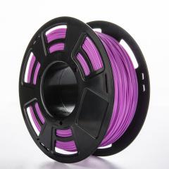 Tisková struna ABS pro 3D tiskárny, 1,75mm, 1kg, purpurová