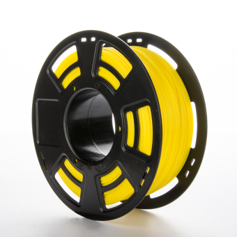 Tlačová struna ABS pre 3D tlačiarne, 1,75mm, 1kg, žltá