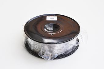 Tlačová struna PETG pre 3D tlačiarne, 1,75mm, 1kg, priehľadná