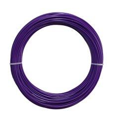 Tisková struna PLA pro 3D pera, 1,75mm, 5m, fialová