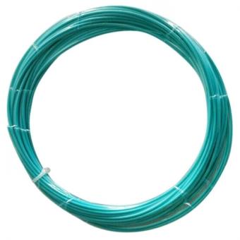 Tlačová struna PLA pre 3D perá, 1,75mm, 5m, tyrkysová